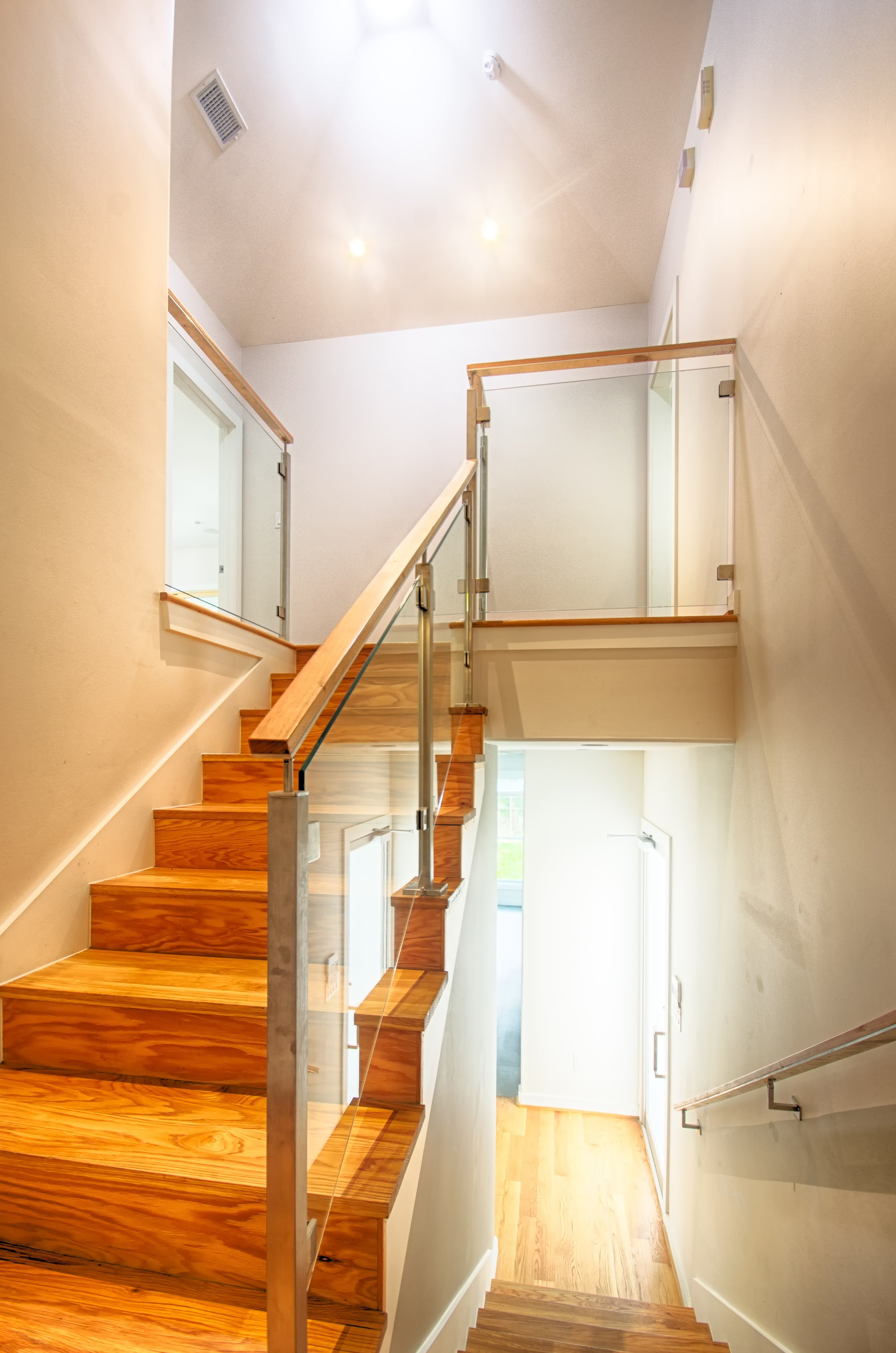 Medical Center Home Staircase