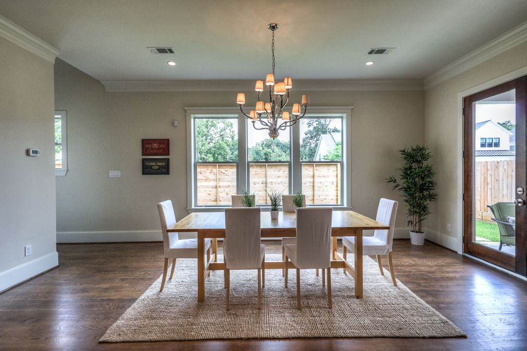 Spring Branch Home Dining Space