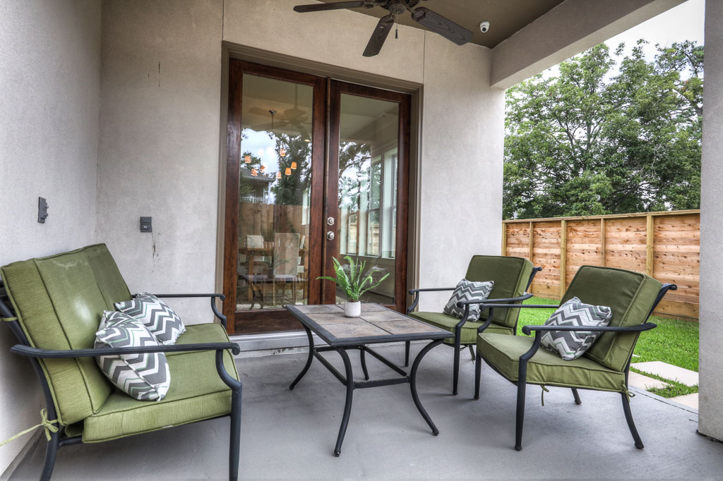 Spring Branch Home Patio